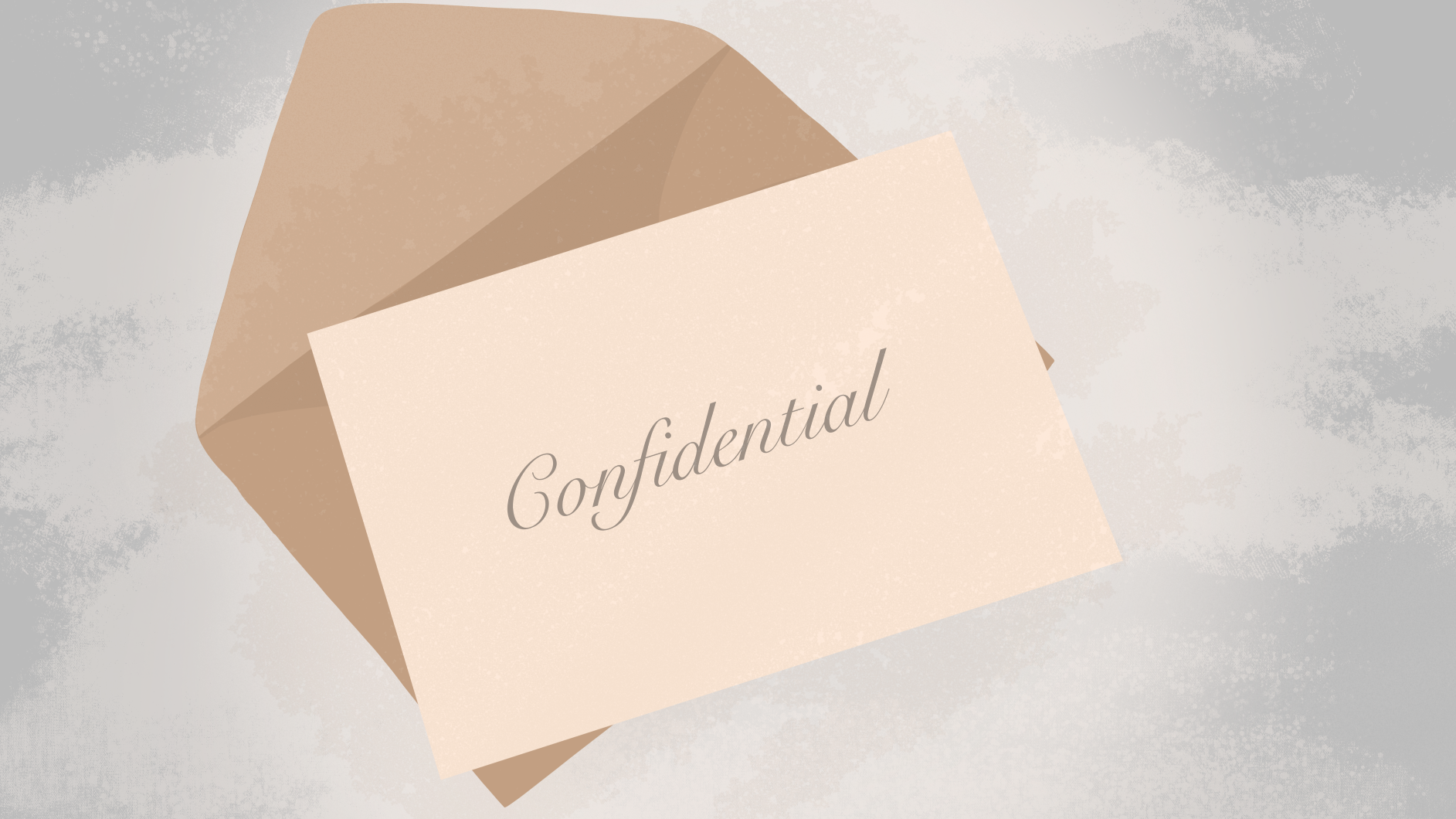 confidential will
